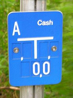 Cache oder Cash?